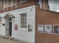 """Groundlings Theatre in Portsmouth has been targeted in a """"malicious"""" burglary. Photo: Google Maps"""