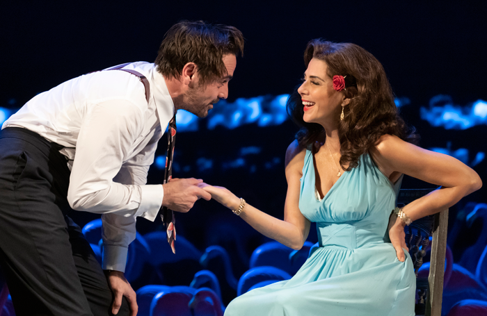 The Rose Tattoo review at American Airlines Theatre