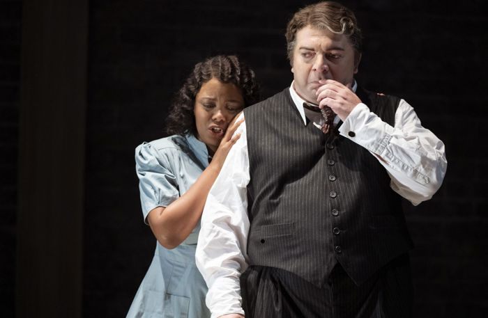 Rigoletto review at Glyndebourne, Lewes