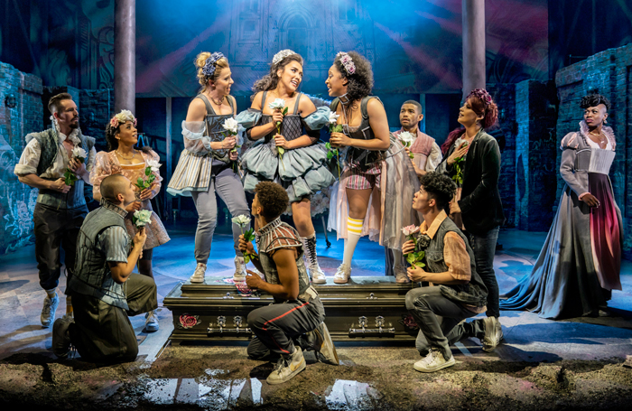 & Juliet at Shaftesbury Theatre, London – review round-up