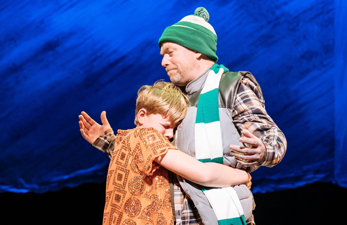 The Boy in the Dress review at Royal Shakespeare Company, Stratford-upon-Avon – 'Bright performances, but a disappointing score' | Review | Carousel, Theatre | The Stage