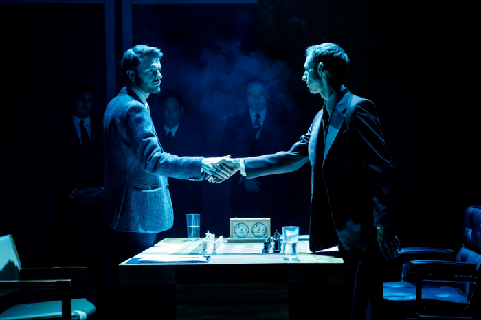 Ravens: Spassky vs Fischer review at Hampstead Theatre, London – 'an elegant study of pressure and paranoia'