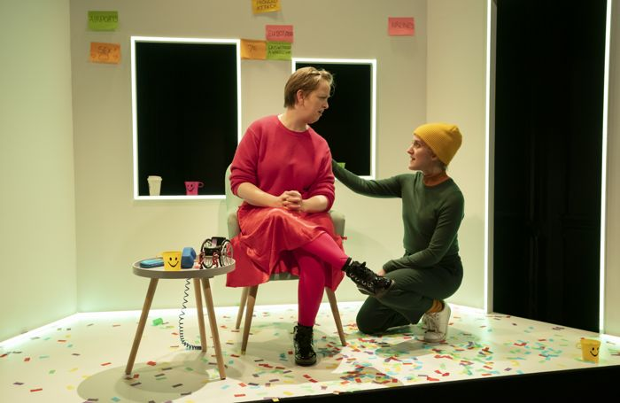 Scrounger review at Finborough Theatre, London – 'full of quiet fury'
